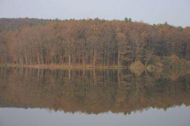 Bukovniško jezero na Goričkem