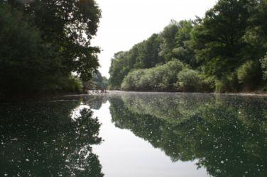 Ljubljanica na Barju