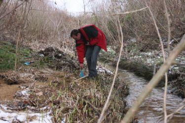 V projektu smo izvedli inventarizacijo vidre in njenih habitatov na Goričkem.