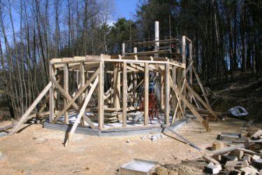 "Kljub drugačnim načrtom smo v okviru projekta zgradili le eno ""vidrino tačko""."