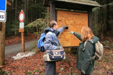 Obiskali smo tudi vidrin center Hankensbütell v Nemčiji.