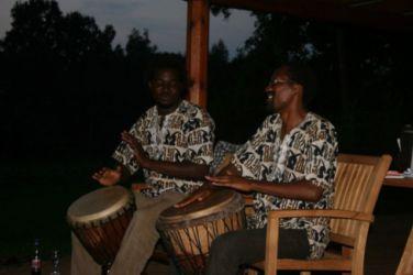 Projekt Aqualutra: ritmi bobnov skupine Kesukozi.